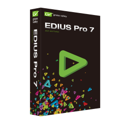EDIUS® Pro 7 editing video professionale